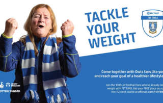 Sheffield Wednesday Community Programme Are Helping Fans To Tackle Their Weight